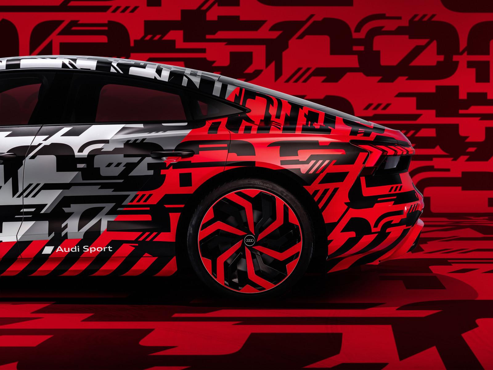 Foto de Audi e-tron GT concept 2018 (8/55)