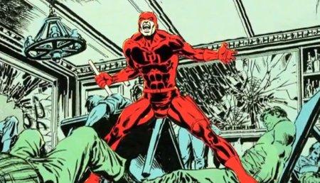 Marvel recupera a Daredevil