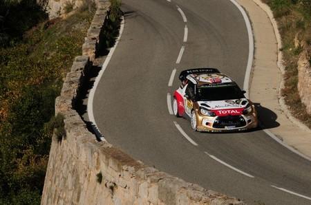 Citroën comenzará con los test del DS3 WRC versión 2015 tras Gales