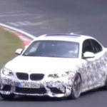¿Es éste el nuevo y más deportivo BMW M2 GTS?