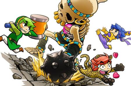 Nintendo aún no decide dónde colocar Tri Force Heroes en la línea del tiempo de Zelda