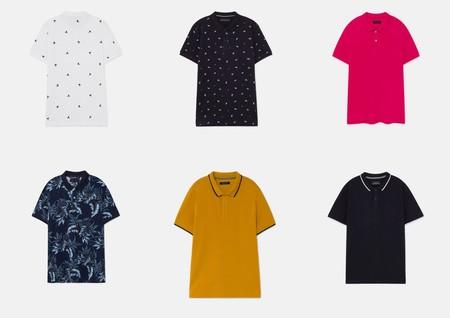 Camisetas Polo Para Sumar Color A Tu Look Casual Para La Oficina