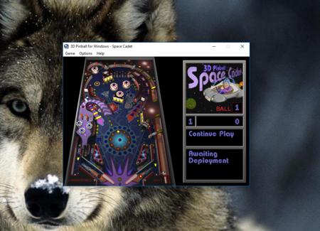 ¿Echas de menos 3D Space Cadet Pinball? Ahora puedes volver a jugarlo en Windows 10