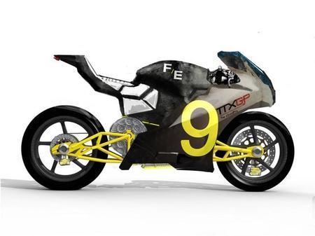 Future Electric FE R2014, un nuevo proyecto para las carreras de motos eléctricas