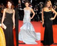Las famosas siguen luciendo en Cannes 2009