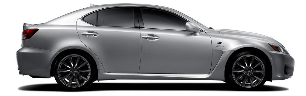 Foto de Lexus IS-F (35/111)