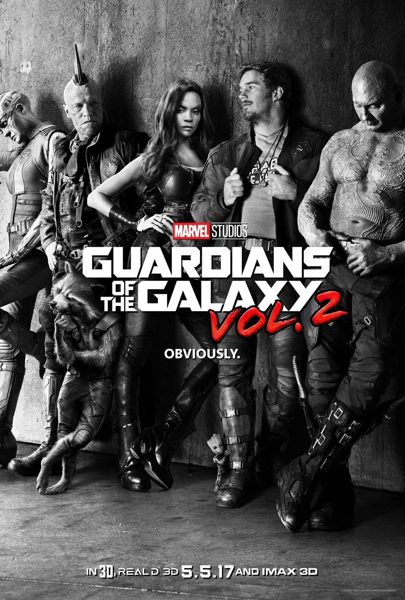 [En cartelera] Guardians of the Galaxy Vol. 2 1366_2000
