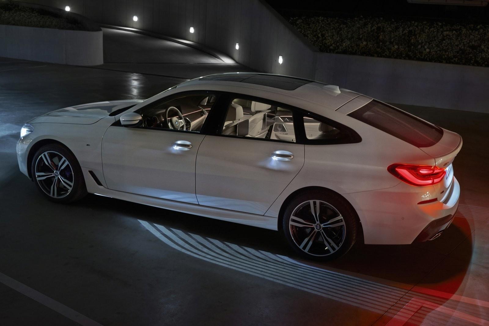Foto de BMW Serie 6 Gran Turismo (35/54)