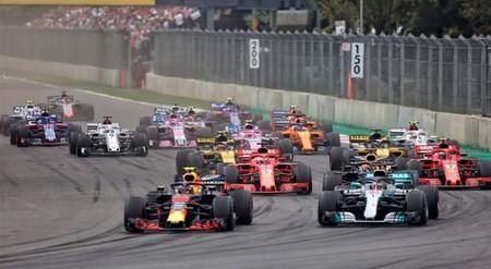 Gran Premio De China Postergado 5