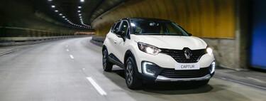 El Renault Captur es llamado a revisión en México a causa de su cofre