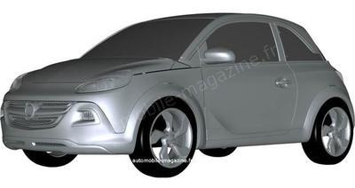 Habrá un Opel Adam estilo off-road