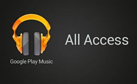 Google Play Music All Access comienza a expandirse internacionalmente