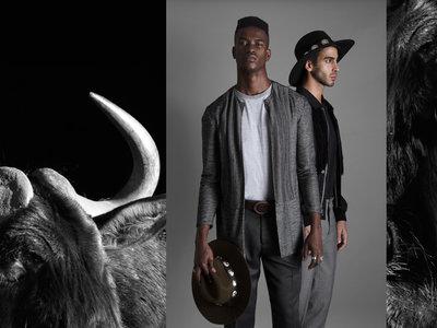 Un nuevo giro al western: Paulo Succar actualiza al cowboy con su colección de invierno