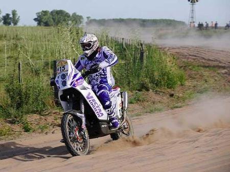 Dakar 2009: Santa Rosa - Puerto Madryn, etapa 2