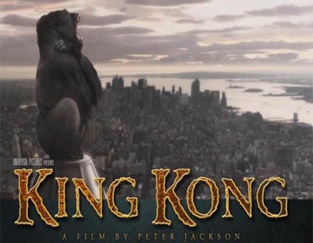 Una mirada a King Kong