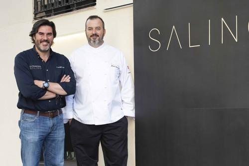 Los hermanos Aparicio pasan a otra liga con Salino: arroces, guisos y una de las mejores carnes del mundo