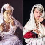 Autor crea retratos de niños con síndrome de Down para mostrar que todo el mundo es una obra de arte