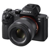 Dos nuevos objetivos para Sony FE: zoom 70-300 mm y 50mm f/1.8