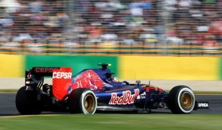 Carlos Sainz Gp Australia F1 2015