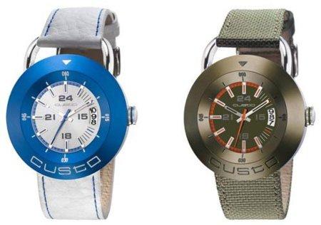 Nuevos relojes 'Flying to the Moon' de Custo