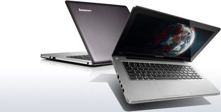 Lenovo IdeaPad U310 Ultrabook disponible en México