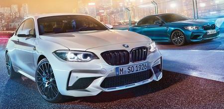 Filtrado el nuevo BMW M2 Competition: 410 CV y elementos del M4 Coupé para el pequeño de los M