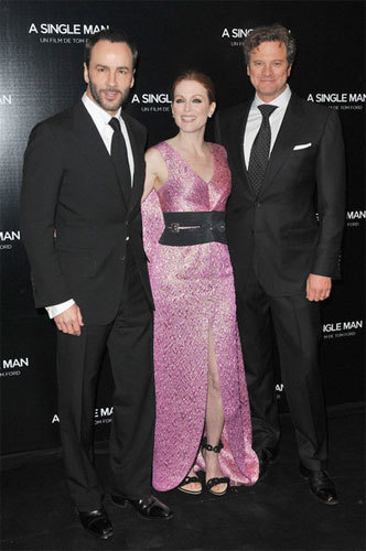 La premiere de A Single Man en París