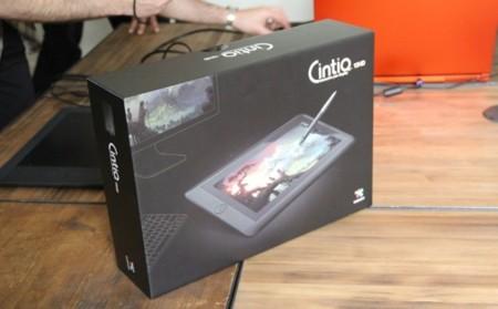 wacom cintiq 13hd caja