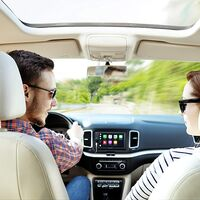Actualiza tu coche con esta pantalla multimedia Sony rebajada en Amazon: CarPlay, GPS, manos libres, aviso de radares y mucho más