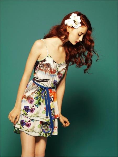 Stradivarius lookbook junio 2012: la gracia está en poder elegir estilos