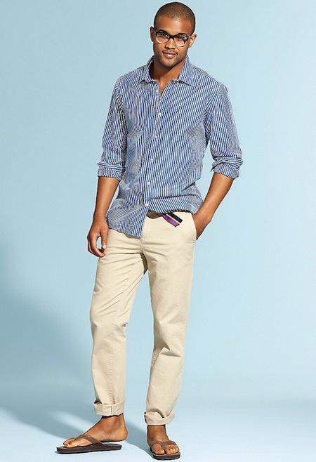 Tommy Hilfiger Verano 2012: sin duda alguna, la mejor cara del estilo preppy