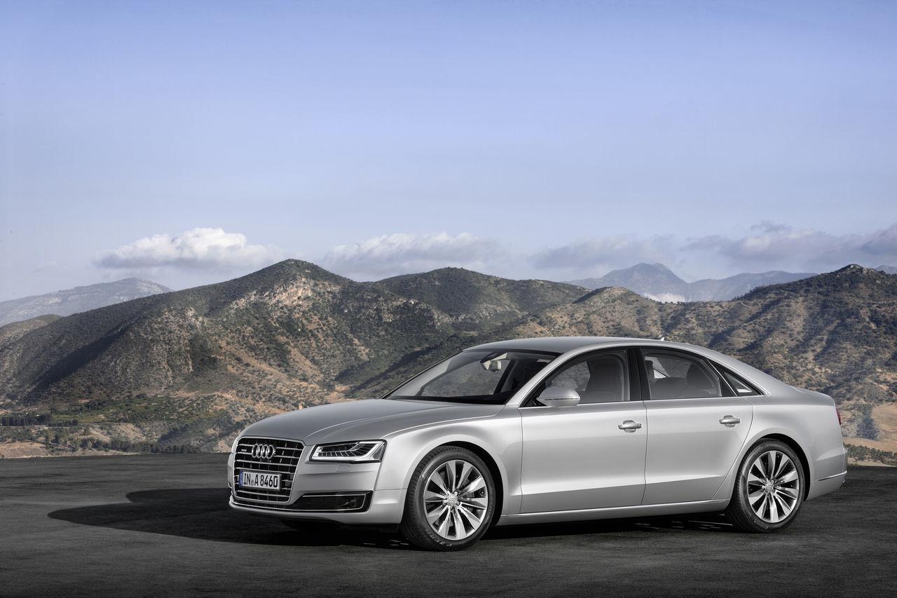 Foto de Audi A8 2013 (10/67)