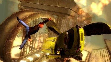 'Flatout' de Wii en imágenes