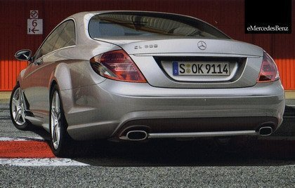 Mercedes Clase CL AMG