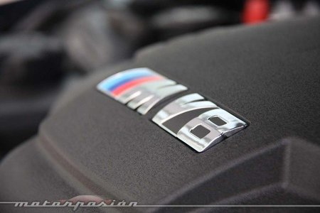 Vano motor del BMW M3