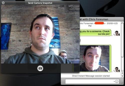 Chax2.2:fotosconlaiSight,historialymultitouchparatuiChat