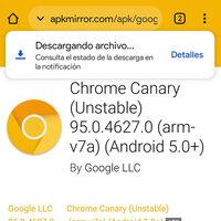 Google Chrome prueba un nuevo diseño para los marcadores y descargas