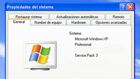 Service Pack en Windows XP