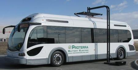 Proterra consigue colocar otros siete autobuses eléctricos en Nashville