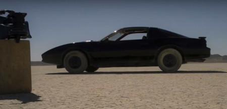 Vuelve 'El coche fantástico', el auténtico KITT, aunque no sabemos ni cómo