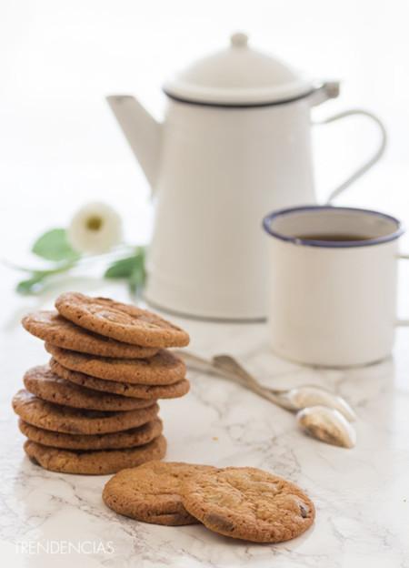 Cookies de tres chocolates y pan de pesto en un tarro en la quincena gourmet de Trendencias Lifestyle (XLIV)