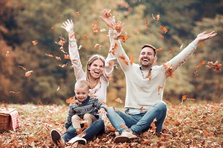 Familia Feliz Otono