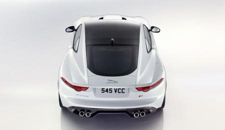 Jaguar F-Type Coupé 8