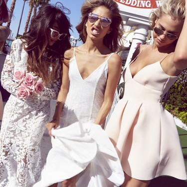 Si te da pereza andar probándote, en estas 17 tiendas encontrararás los mejores vestidos de novia online