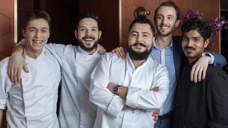 Chef Enrique Casarrubias Restaurante Oxte Estrella Michelin