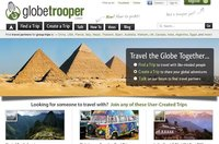 GlobeTrooper, red social para viajeros aventureros