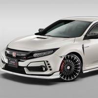 El Honda Civic Type R de Mugen no entiende la palabra discreción por el arsenal de modificaciones que recibió