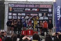José Antonio Butrón se lleva la victoria en el nacional de Motocross celebrado en Toledo