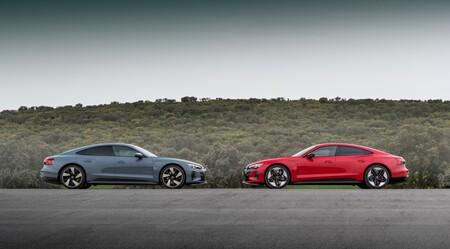 Audi e-tron GT quattro y RS e-tron GT