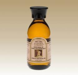Propiedades cosméticas del aceite de semilla de albaricoque